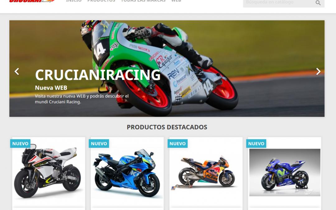 Cruciani Racing | Shop