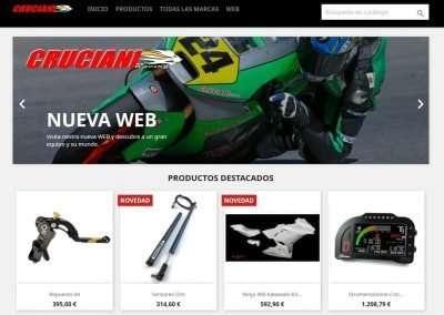 Cruciani Racing «Tienda Online»