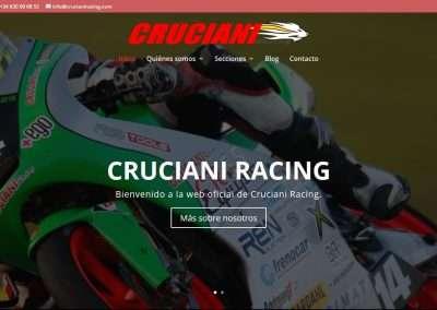 Cruciani Racing «WEB Corporativa»